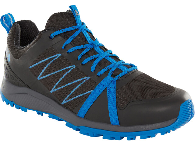 The North Face Litewave Fastpack II Zapatillas Hombre, tnf black/bomber blue